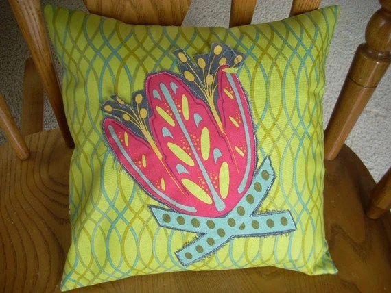 lucky penny 12 x 12 Pillow Cover - FREE SHIPPING