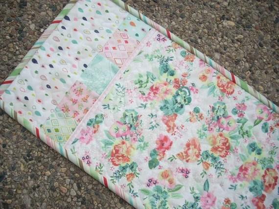 fresh cut tablerunner pattern sheet