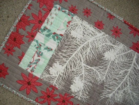 down winters lane runner - FREE SHIPPING