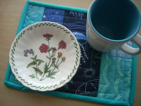 into the deep mini place mat - FREE SHIPPING