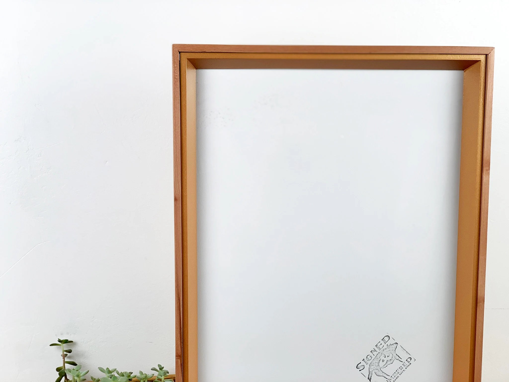 14x20 picture frame in park slope build