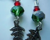 Poison Ivy Earrings...