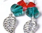 Poison Ivy Earrings II...