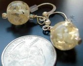 Prophecy orb earrings...