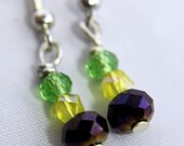 Mardi Gras Earrings...