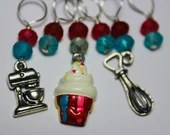Baking Stitch Markers...
