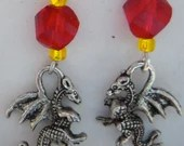 Pendragon Earrings