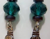 Eighth  Doctor Earrings...
