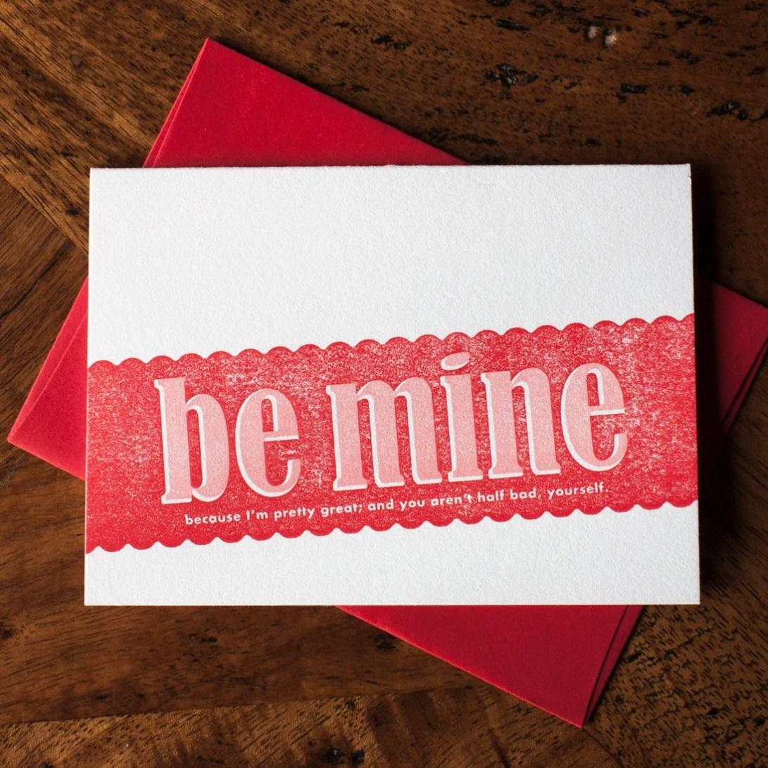 Be Mine (Cause I'm Gr...