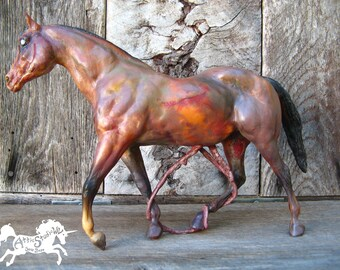 Custom Breyer Horse Made To Order 9 Inch Traditional
