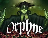 Orphne Issue # 001 (comic book) Signed by Mani C. Price