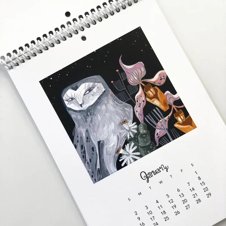 Rae Ritchie 2022 Wall Calendar image 3