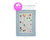 Soul Blossom Wool Penny Sampler Paper Pattern