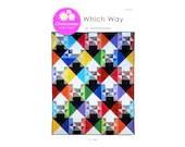 Which Way Paper Pattern