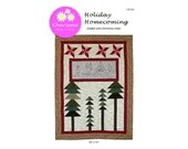 Holiday Homecoming Paper Pattern