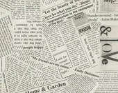 Carrie Bloomston Fabric - Story Newspaper