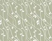 Lotta Jansdotter Fabric - Lilla - Lilla Plint in Celadon