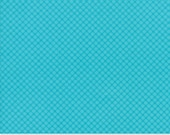 "Moda - 108"" wide quilt backing - Fiddle Dee Dee - Turquoise"