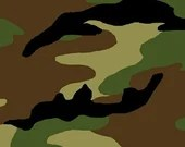 "Camo from Windham Fabrics-108"" Quilt Backing Fabric"