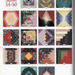 101 Foundation Pieced Quilt Blocks Full Size Patterns Book Asn Etsy