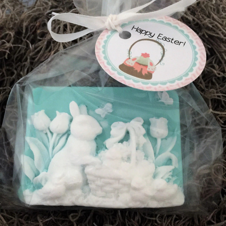 Rabbit Soap Favors Easter Favors Baby Sprinkle Favors Baby Shower Favors Birthday Favors Soap Favors Rabbit Favors Spring Favors