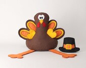 Turkey Sewing Pattern, Fe...