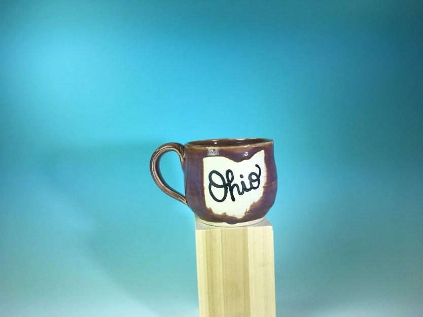 Lavender Ohio  Mug / 6 oz...