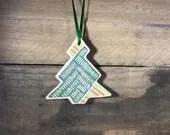 Ornament - Tree - Ceramic – READY TO SHIP