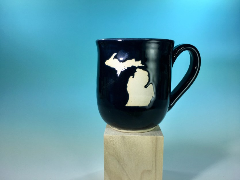Mug - Michigan / Handcraf...