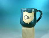 Mug - Ohio Turquoise Mug ...