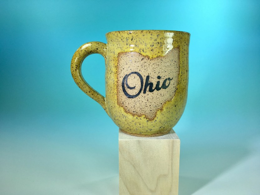 Mug - Ohio Lemon Yellow M...