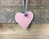 Ornament - Heart Love - Personalize it! – READY TO SHIP