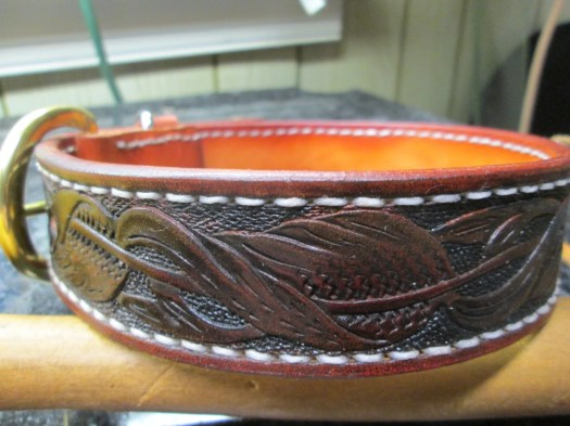 Large Dog collar, custom ...