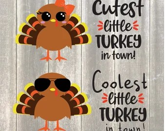 Download Baby turkey svg   Etsy