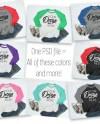 Psd Color Change Raglan Shirt Mockup Next Level 6051 Shirt Etsy