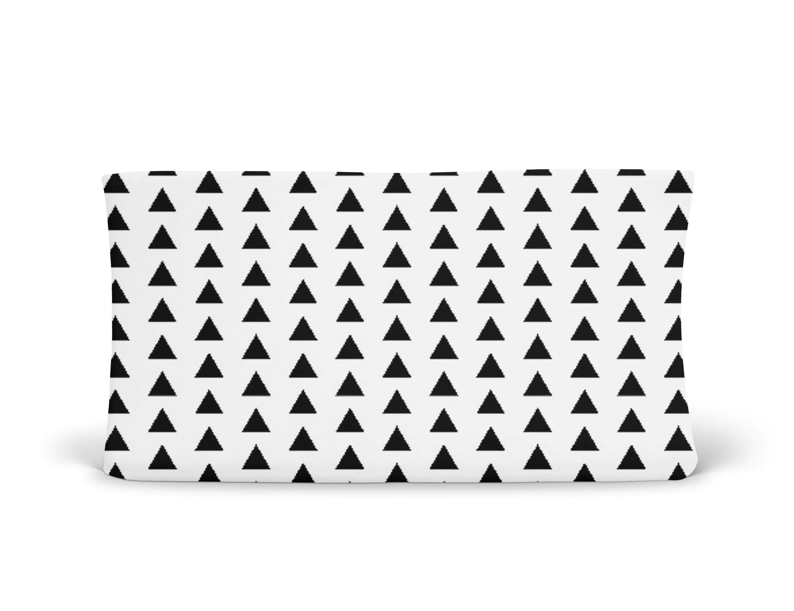 Changing Pad Cover Black Triangle Modfox Exclusive Black