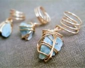Larimar Loc Jewels//Godde...