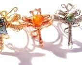 Crystal Dragonfly Adjusta...