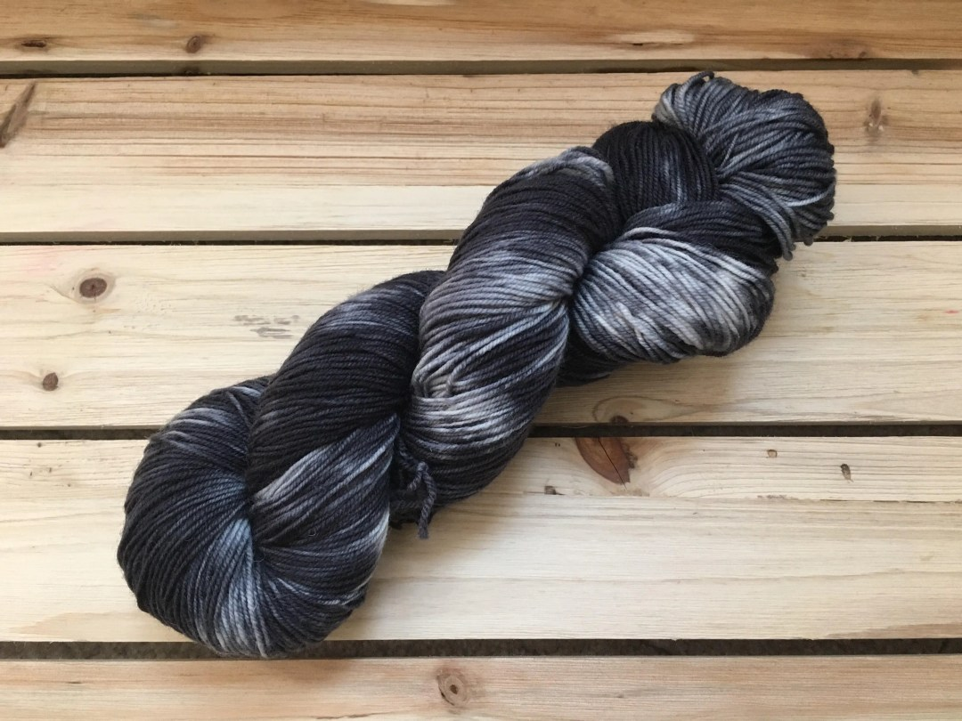 Hand Dyed Yarn - Fingerin...