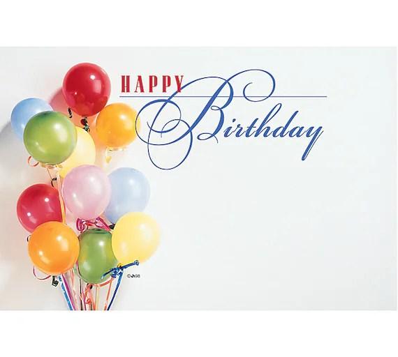 50 ballons joyeux anniversaire imprimer fleuriste vierge enceinte cartes petites etiquettes metiers livraison gratuite