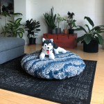 Dog Bed Cover Giant Breed Dihult Slipcover Ikea Floor Pillow Etsy