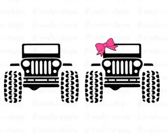 Download Jeep svg Car svg Jeep svg files for cricut ai Files dxf Files