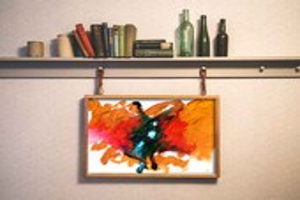 Minimalist Painting, Cont...