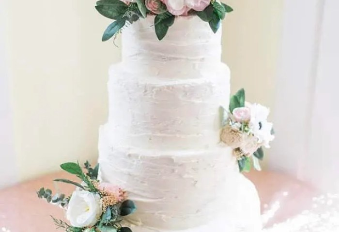 Wedding Cake Flowers Etsy
