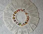 Vintage Recipe Card Bundle - 18 Pieces - Land O Lakes - Junk Journals, Card Making, Mixed Media, Altered Art - EA29