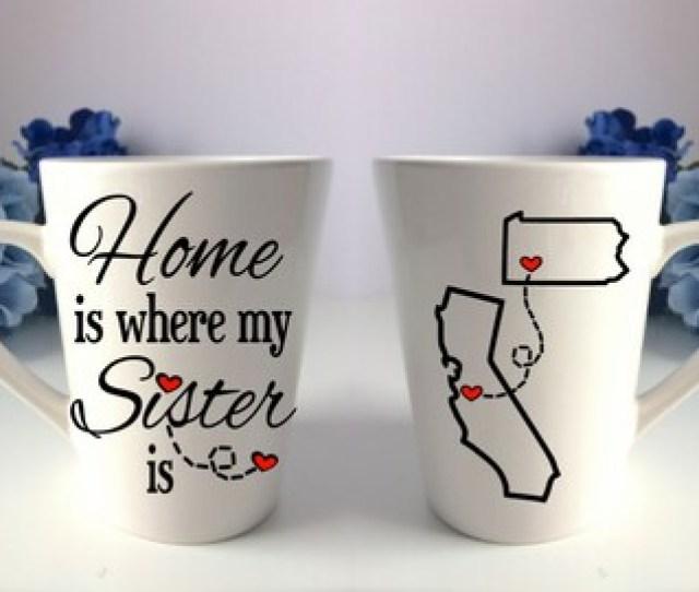 Sisters Mug Sisters Gift Sister Coffee Mug Gift For Sister Sister Birthday Gift Sister Present Sister Gifts Gift For Women