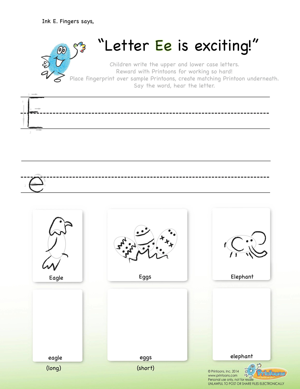 Alphabet Rewards Thumbprint Art Kit Learn Alphabet