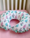Cactus Boppy Pillow Cover Nursing Pillow Breastfeeding Etsy