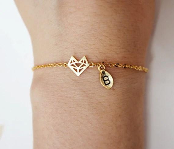 Fox bracelet