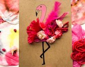 Flamingo Mini Art Kit